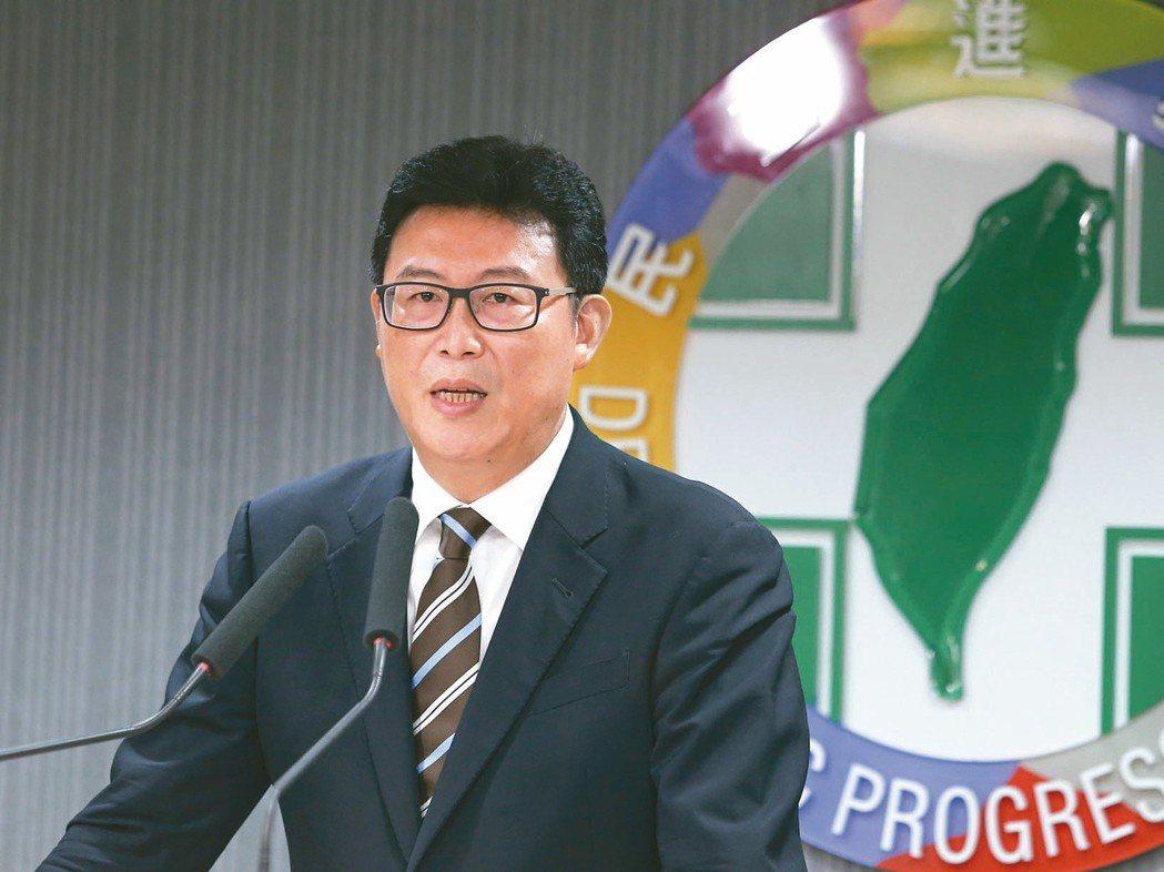 民進黨台北市長參選人姚文智要柯文哲不要再消費吳音寧。 圖/聯合報系資料照片