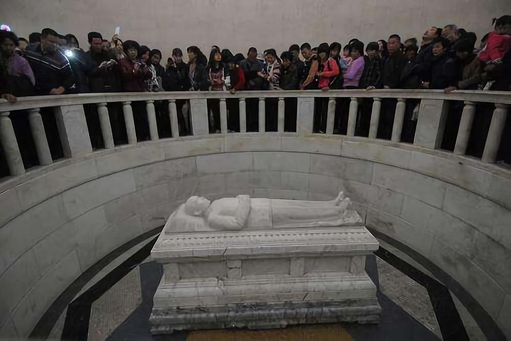 國父孫中山在南京中山陵的陵寢將對外採「預約」參觀。 圖/取自網路
