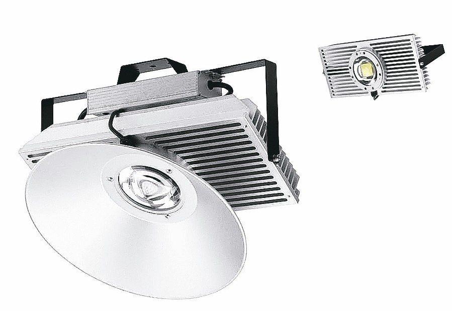 軒豊高功率集成式封裝LED可客製化光型,滿足多元照度需求。 業者/提供