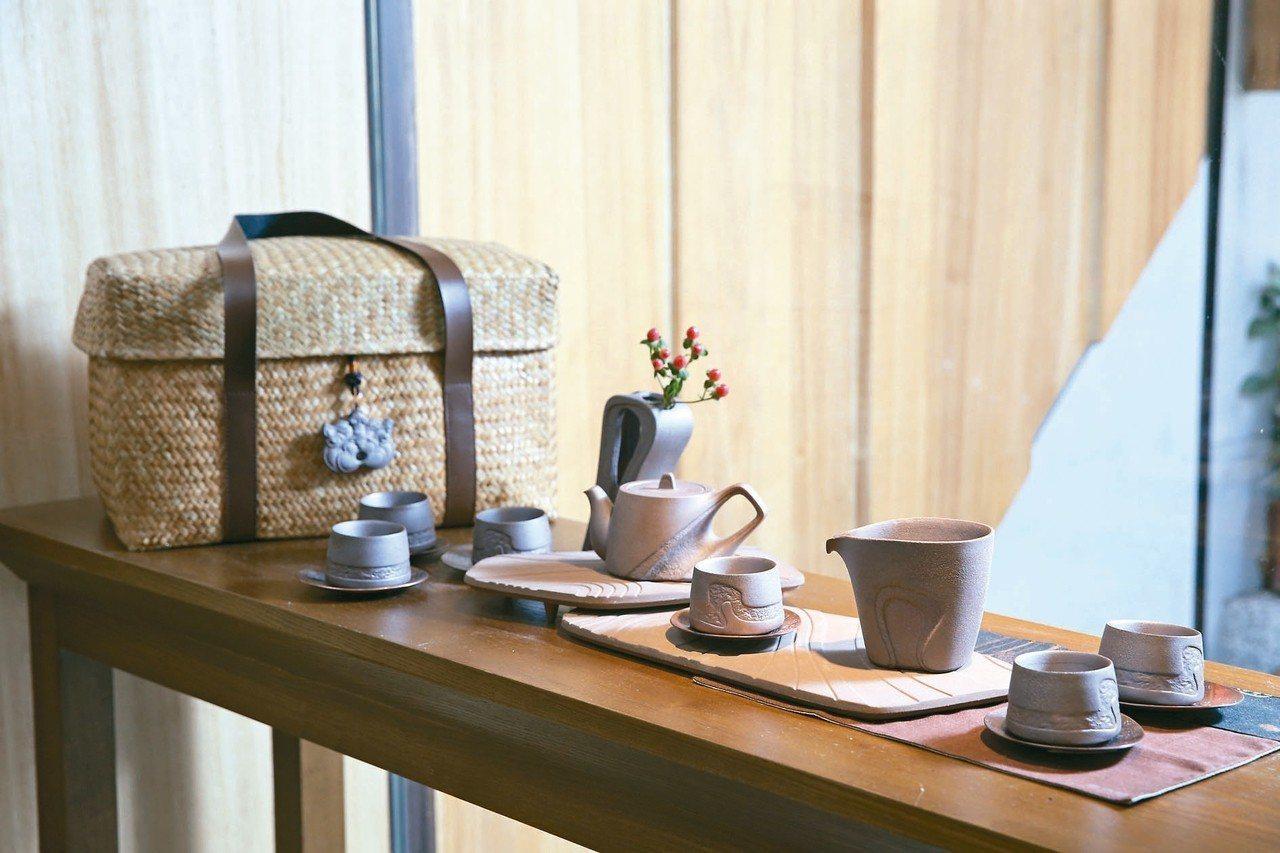 陶作坊推廣以器引茶,有好器具,才能引導茶葉表現更好,因此建立「品茗五要訣...