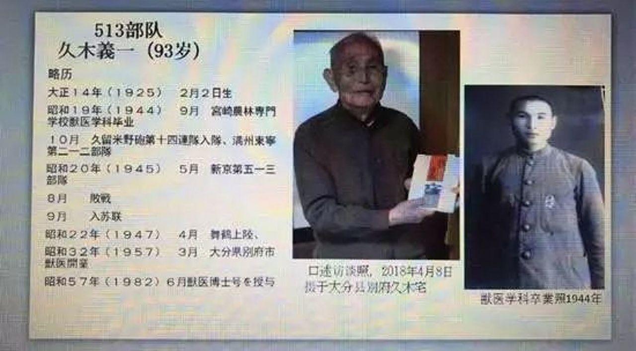 抗日戰爭時期,日軍在中國多次發動細菌戰,在各支細菌戰部隊中最有名的,當屬731部...