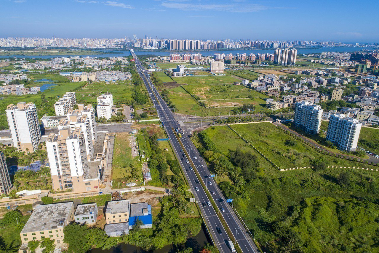 海南設江東新區,列重要創新示範。圖/擷自香港01