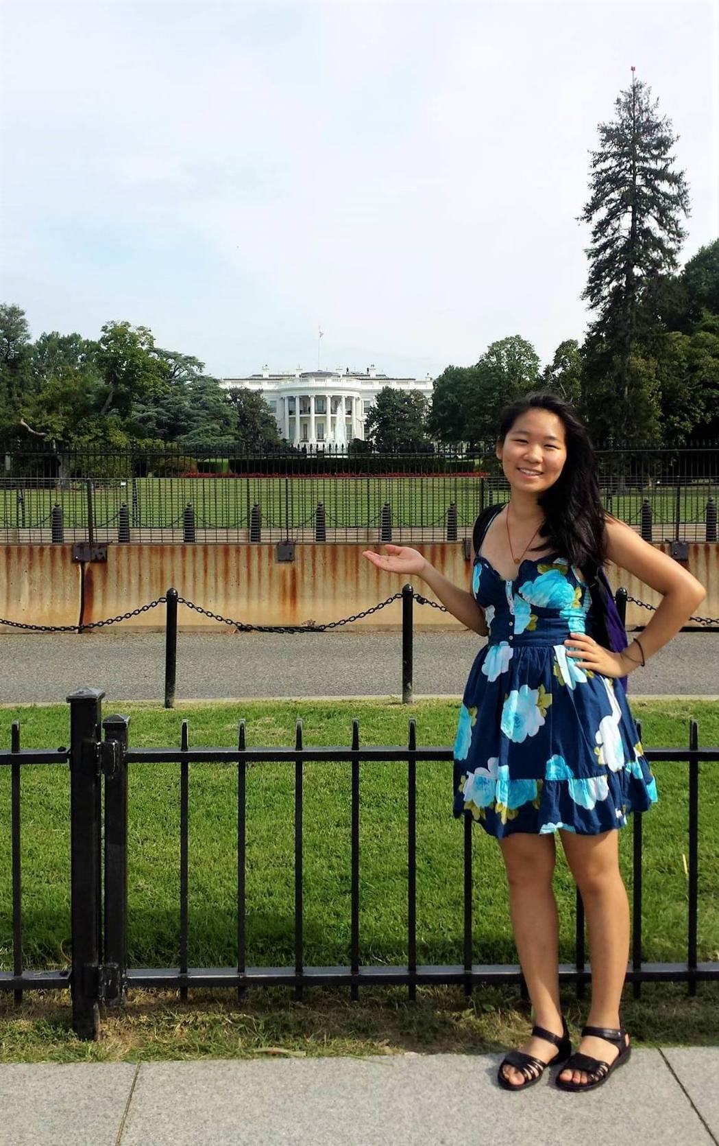兩名華裔學生,獲密爾肯學者獎學金。記者金春香/攝影
