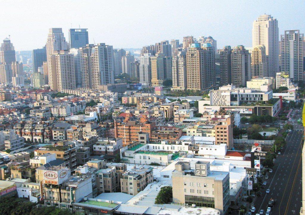 台中人口持續成長,台中市第3屆議員席次將增加2席。 聯合報系資料照片/記者宋健生...