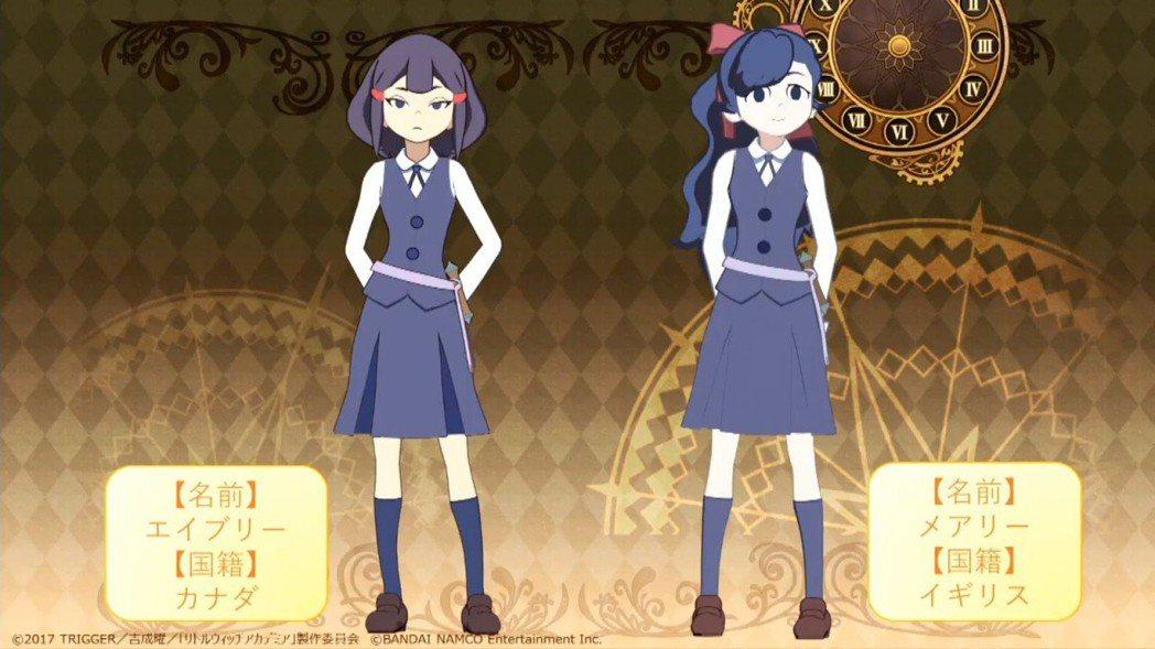 原作戲份薄弱,甚至沒有出現的學生都會在遊戲中登場,給予玩家任務。