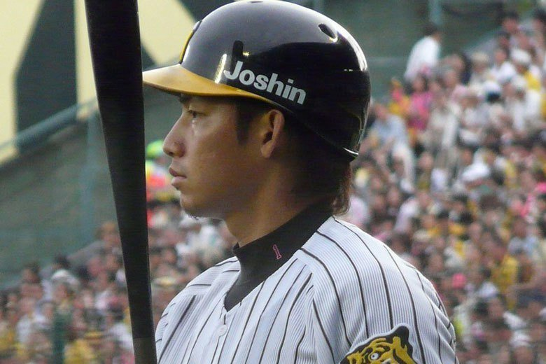 鳥谷敬在阪神的16個球季打出2085支安打、得分992分,同時是最佳九人與金手套的常客 ,但同樣也擋不住世代交替的浪潮,目前乏人問津。 擷圖自維基百科/Cake6攝影