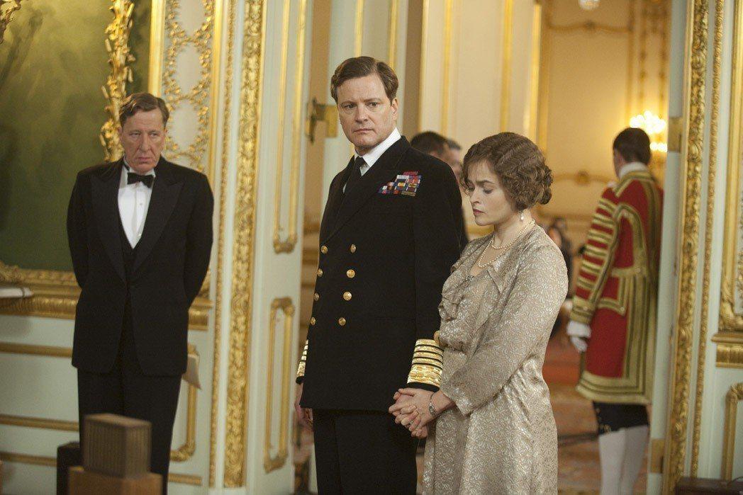 「王者之聲:宣戰時刻」曾囊括多座奧斯卡獎。圖/摘自imdb