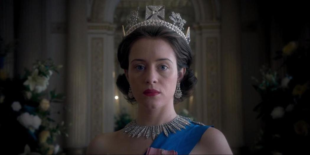 Netflix影集「王冠」,不但是獎項寵兒,也叫好叫座。圖/摘自imdb