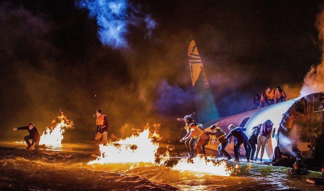「火速救援最前線」劇照。圖/FOX提供