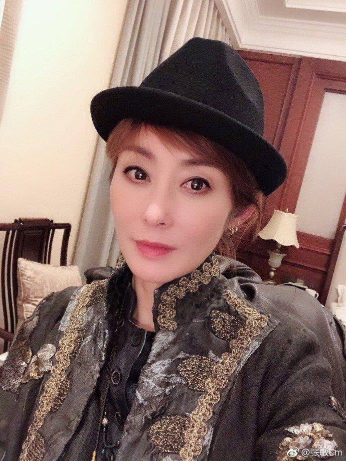 由主席李祐寧領軍的第58屆亞太影展,將邀請張敏來台共襄盛舉。圖/摘自微博