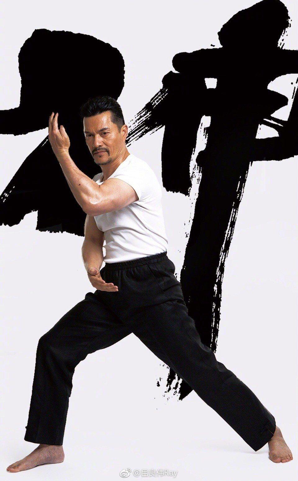 由主席李祐寧領軍的第58屆亞太影展,將邀請呂良偉來台共襄盛舉。圖/摘自微博