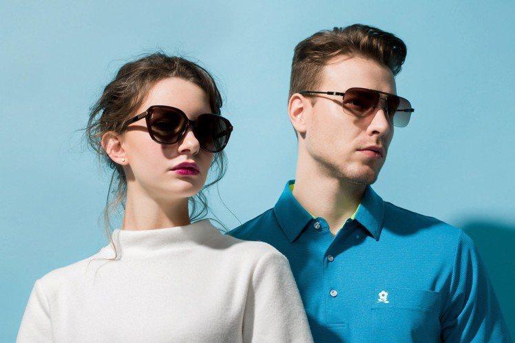 MONTAGUT的2018 Eyewear系列,結合了實用主義與『宅時尚』的設計...
