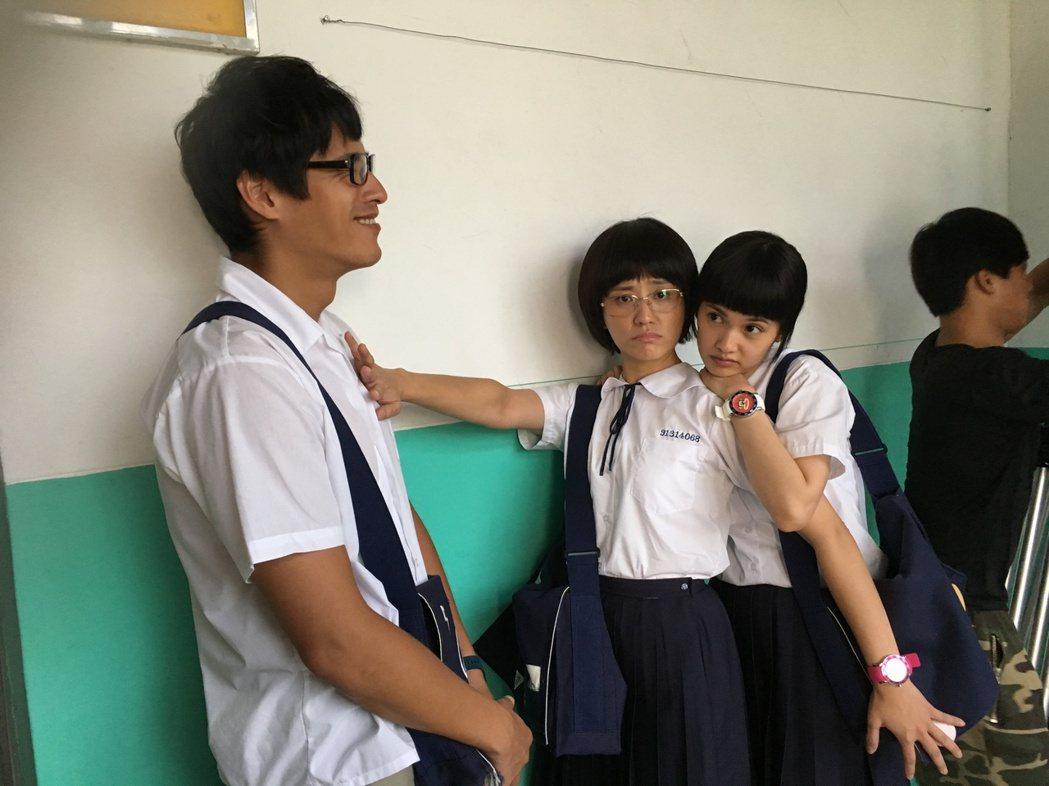海裕芬、楊丞琳在「前男友不是人」中飾演好閨蜜。圖/海芬工作室提供