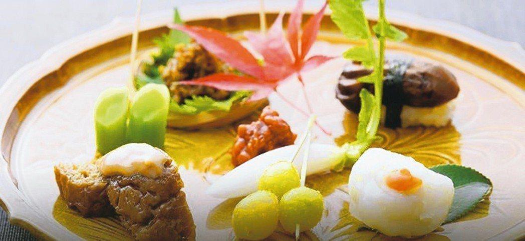 精進料理「醍醐」深受全球政商名流喜愛。 圖/有行旅提供