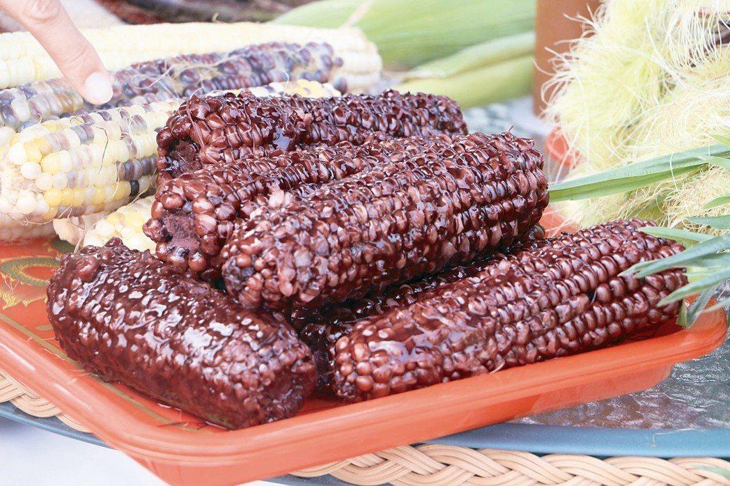 雲林縣虎尾玉米節本月9日登場,玉米是虎尾主要農作之一,質量俱佳。 記者邱奕能/攝...