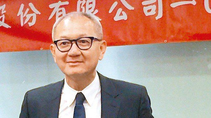 國巨集團董事長陳泰銘。 本報系資料庫