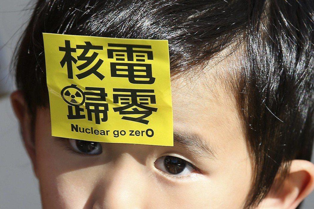核電的使用除了電廠爆炸的風險,根本問題之一是關於核廢料的處置。 圖/歐新社
