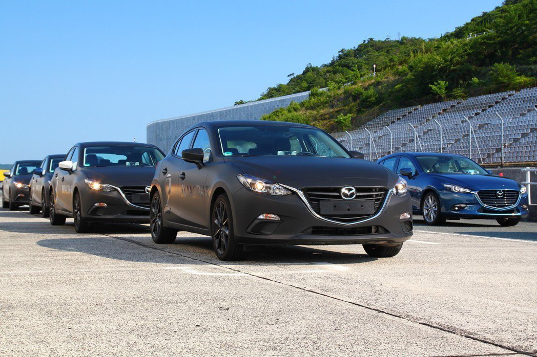 Mazda始終不正面回應Skyactiv-X汽油引擎、Skyactiv-Vehi...
