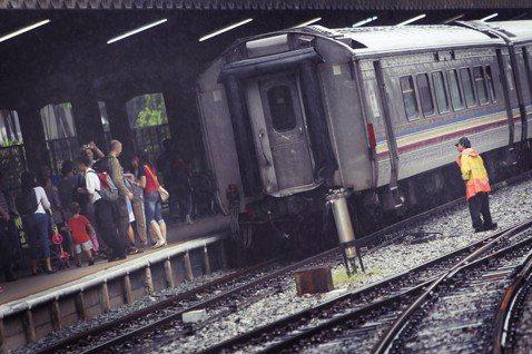 用高鐵連結星馬,真的不好嗎?圖為新加坡的丹戎巴葛火車總站,直到2011年6月,這...