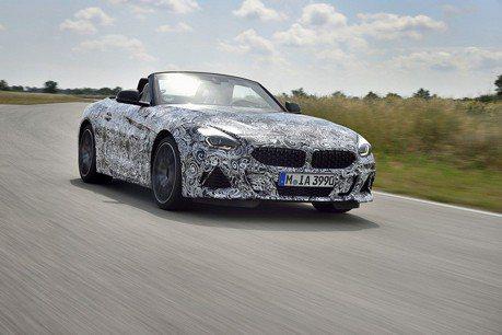 (影音) 新世代BMW Z4 Roadster首批原廠預告影片曝光!