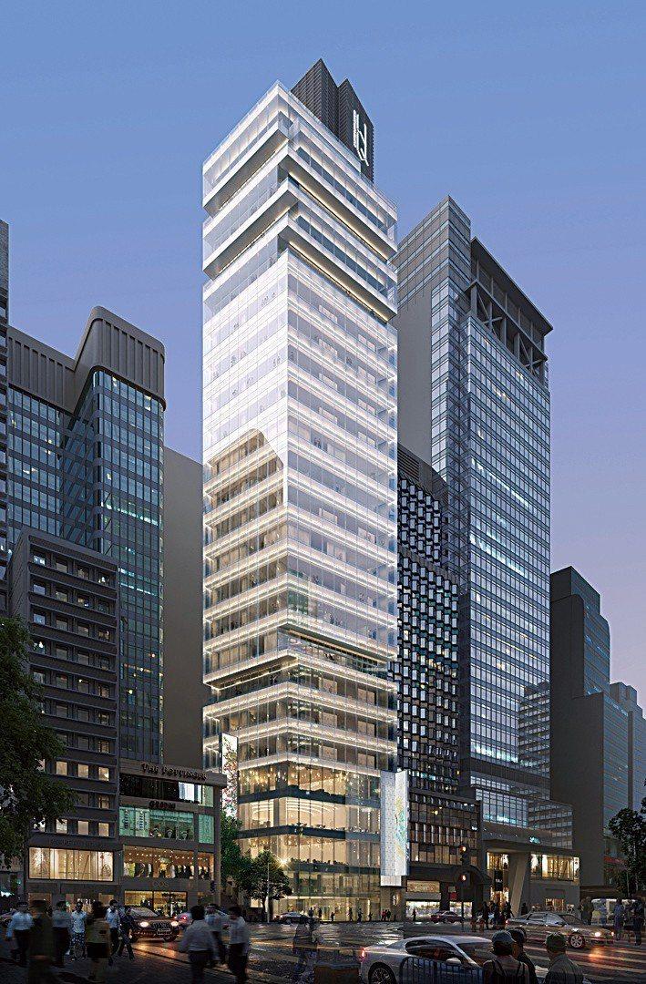 除了概念新鮮以外,用這麼高一棟樓囊括畫廊,其實也反映香港地狹人稠的特色。中環哪一...