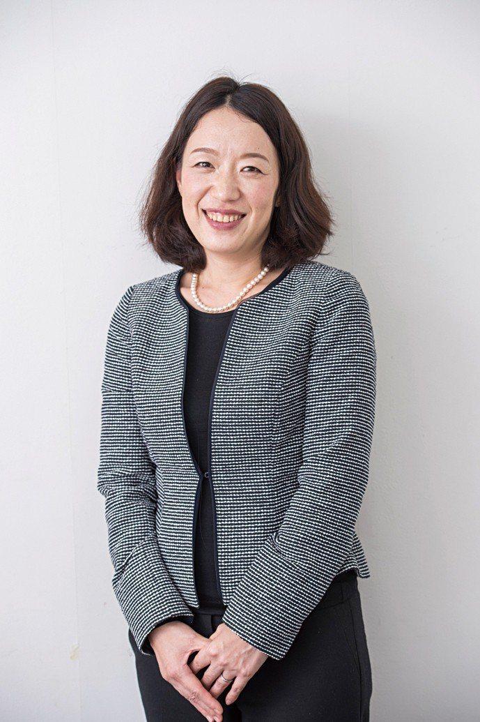 日本首席侍水師山中亞希(Aki Yamanaka)