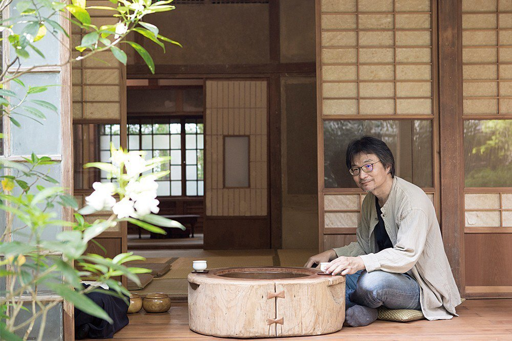 建築師陳勤忠的辦公室就在附近,和合青田落成後依舊常過來走訪。