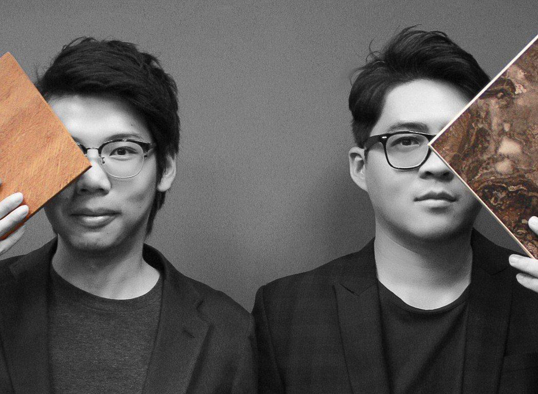 質覺制作 楊旻翰(左)、羅士承(右) 設計師。圖/質覺制作