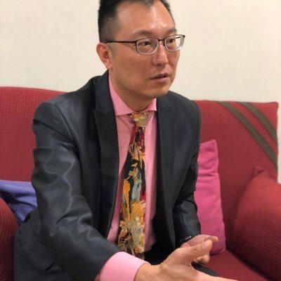 淡江蘭陽校園全球政治經濟學系主任包正豪。圖/取自包正豪臉書