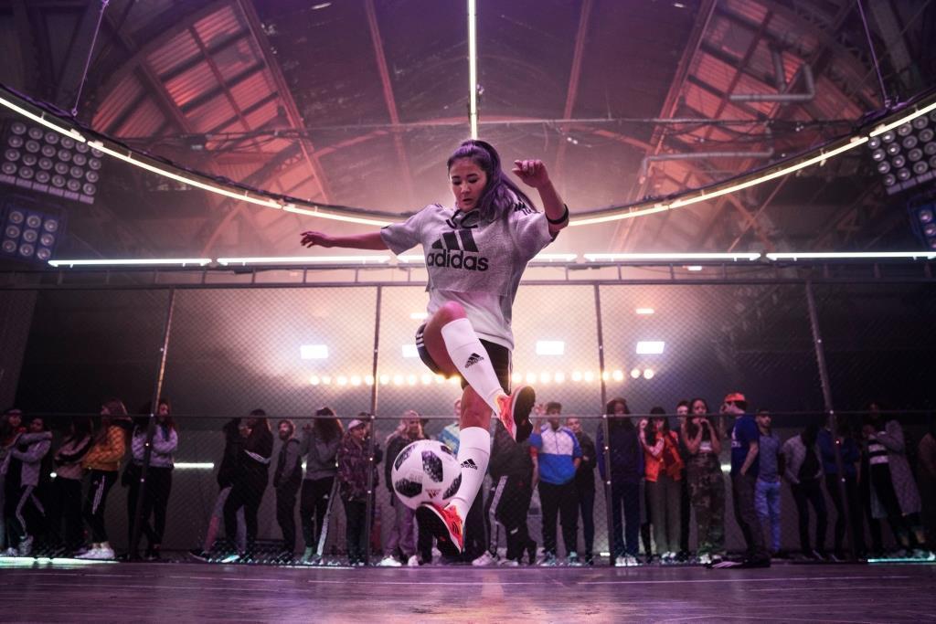 迎接世足賽,adidas釋出最新廣告。 圖/adidas提供
