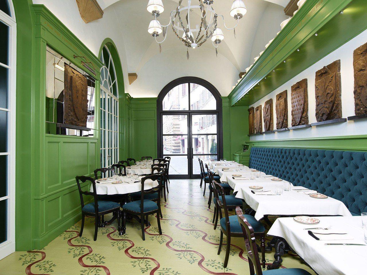 由米其林三星主廚Massimo Bottura開設的Gucci Osteria餐...