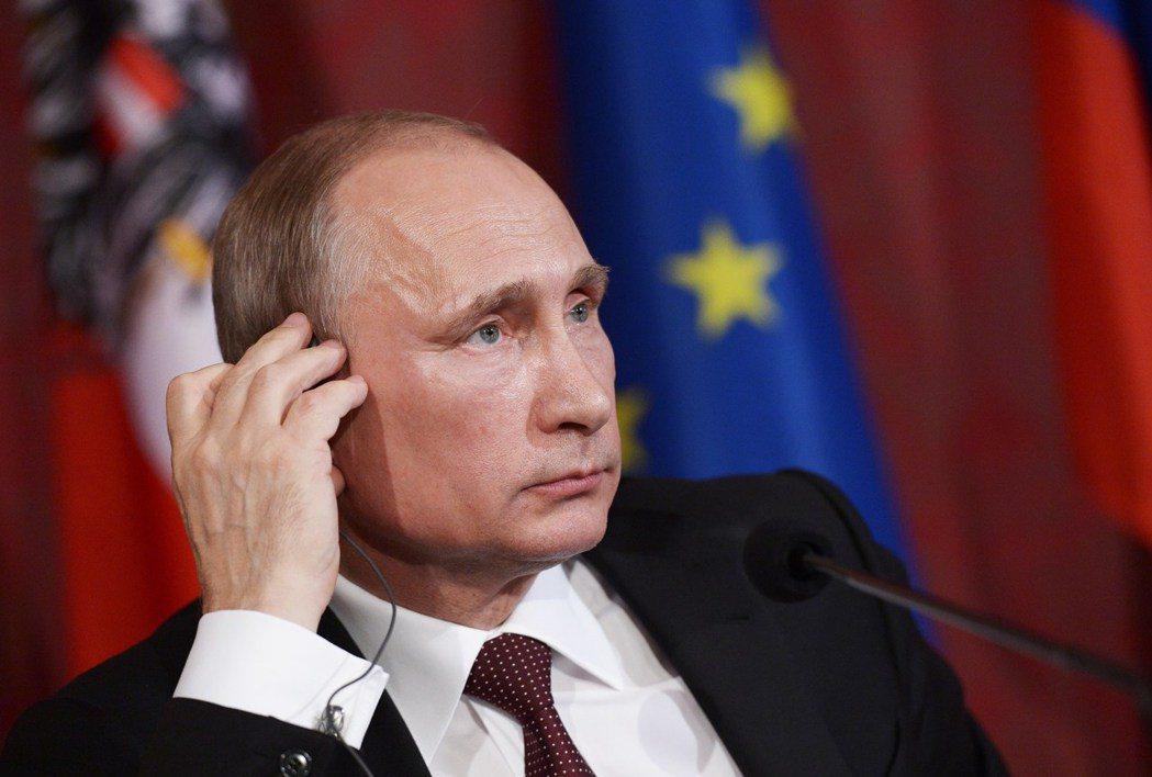 俄羅斯總統普亭在5日訪問奧地利之前表示,俄國未設法分裂歐盟。美聯社