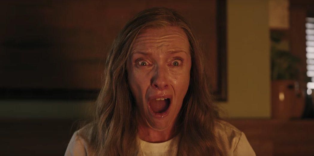「靈異第六感」女星東妮克莉蒂在新片「宿怨」以「自殺式演出」詮釋中邪母親。圖/傳影...