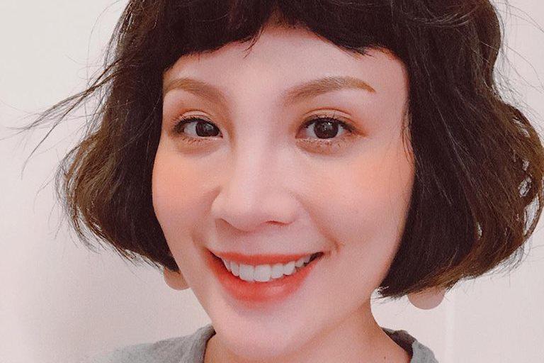 魏如萱公布寶寶性別。圖/摘自魏如萱臉書