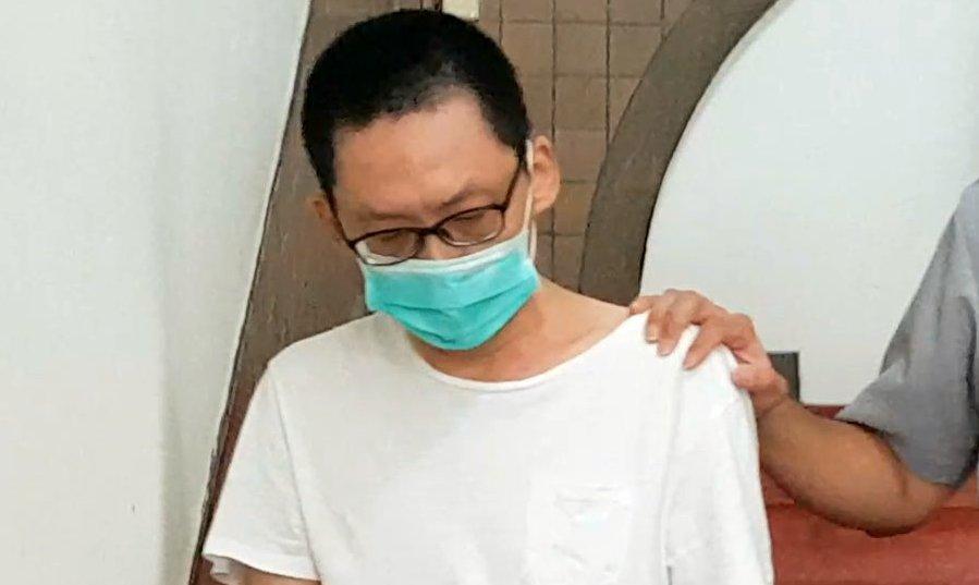 被控殺害小燈泡的王姓被告,一審被判無期徒刑。 記者王宏舜/攝影