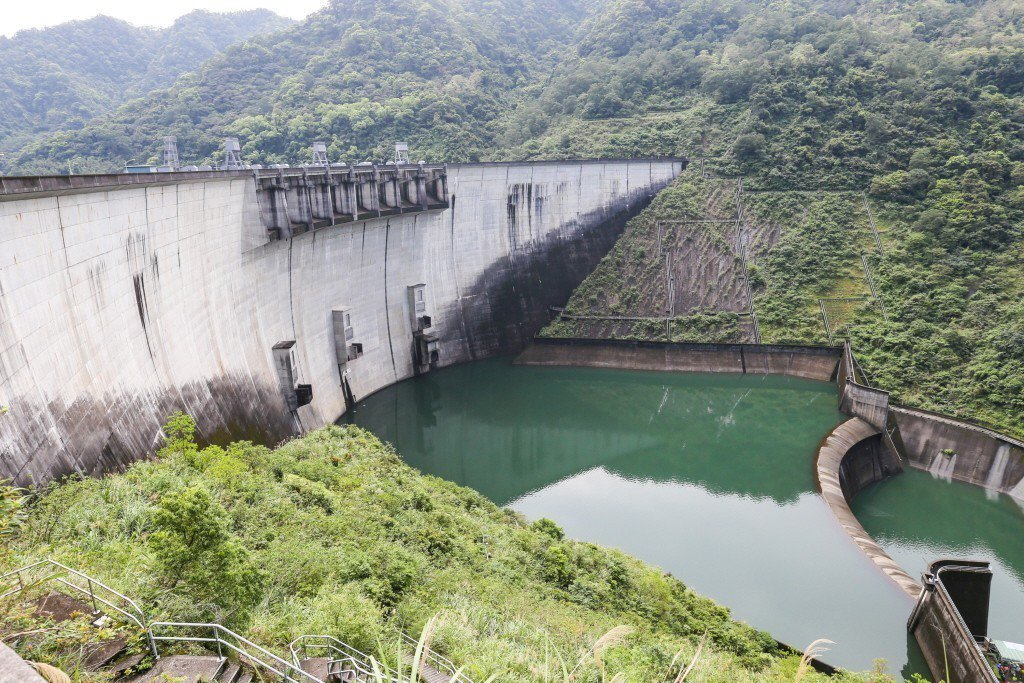 翡翠水庫。聯合報系資料照