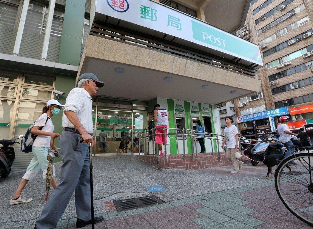 中華郵政近一年投入11億 加碼金融股