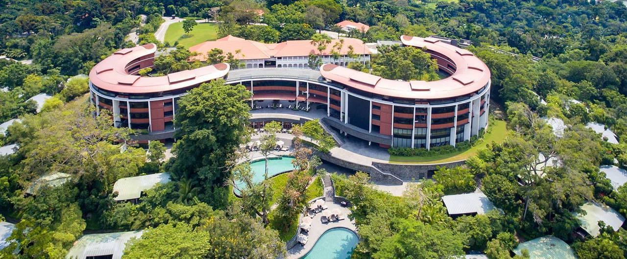 嘉佩樂酒店(Capella)外觀 網路照片