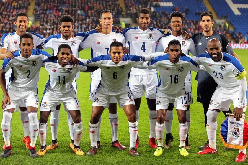 巴拿馬是本屆世界盃中平均年齡最高的球隊,他們靠老將壓陣首次參與這個盛會。 歐新社