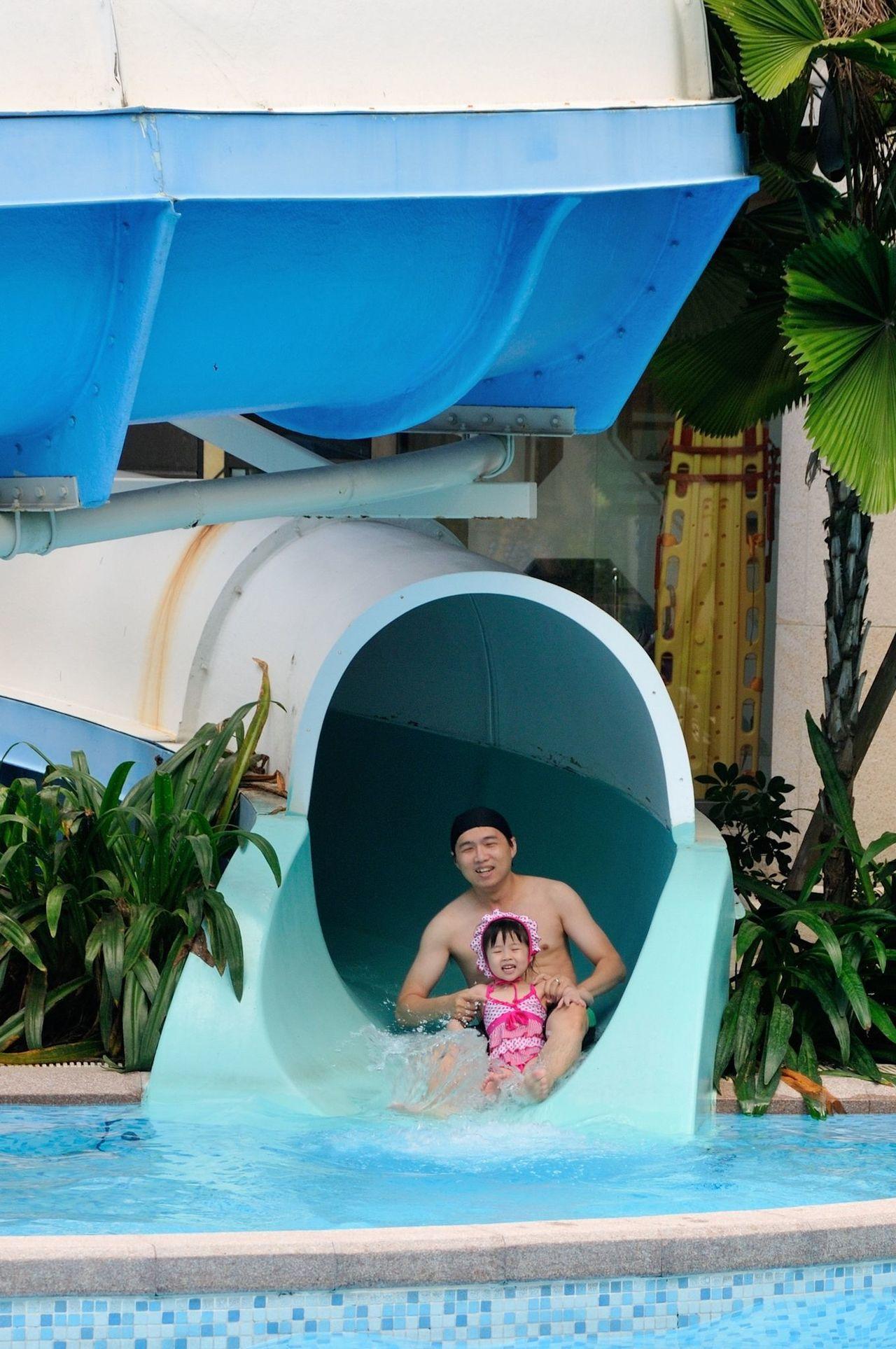 義大皇家酒店暑假水陸空設施齊發,清涼一夏。(圖/義大世界提供)