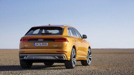 Q Family大家長來啦 全新旗艦休旅Audi Q8正式發表