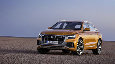 Audi Q8都還沒來 RS Q8已經蓄勢待發!
