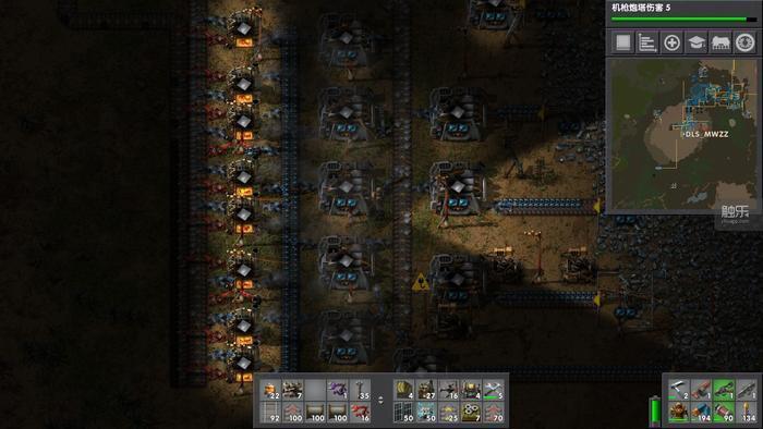 我的鐵板生產中心,只要我樂意,還能再輕鬆地擴大好幾倍,沒有任何限制