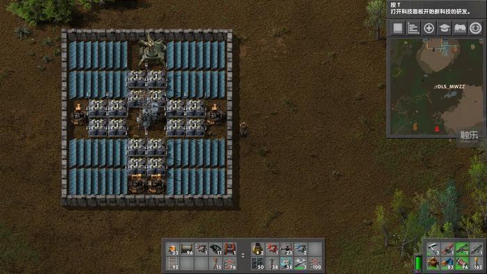 歡迎大家來到我的獨立激光炮前線陣地,它們能有效抵禦中等蟲群的襲擊