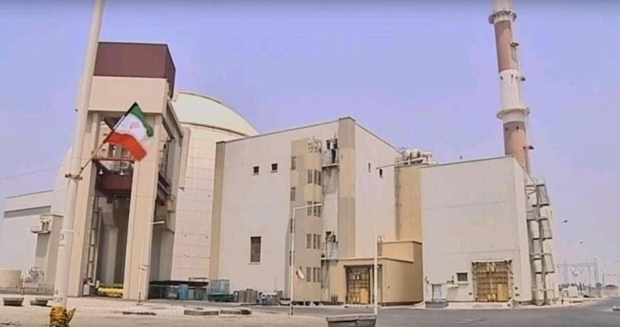 圖為伊朗一座核能廠。(photo credit by youtube.com 影...