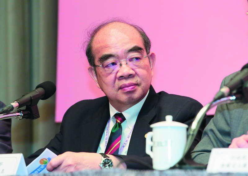 任期僅短短41天的教育部長吳茂昆陷入司法調查陰霾。 攝影/柯承惠