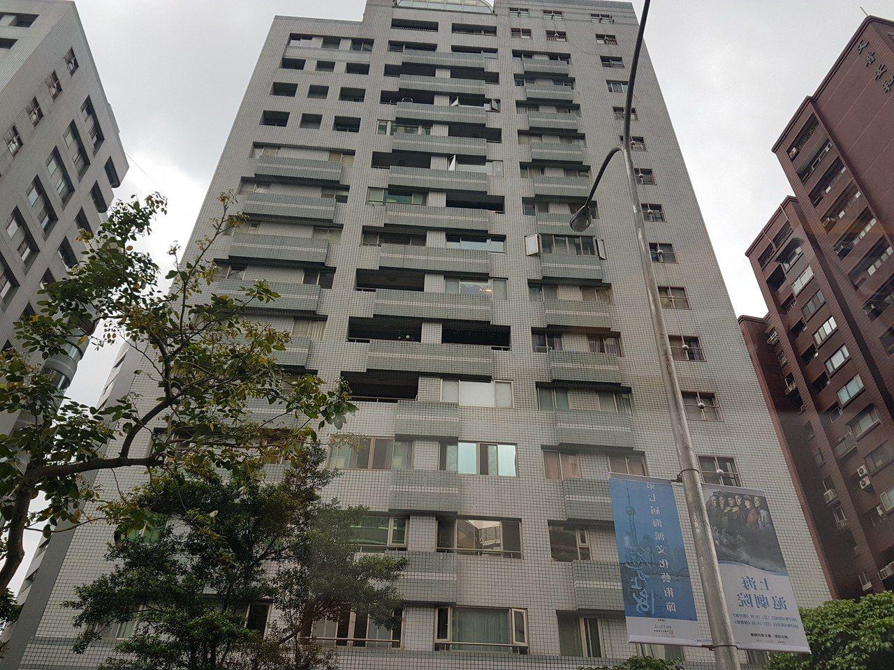 台北房價仍高,蛋黃區買房尤其不易。記者孫中英/攝影。