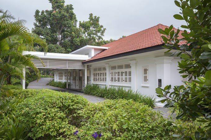 「殖民風格莊園」總統套房。嘉佩樂酒店官網