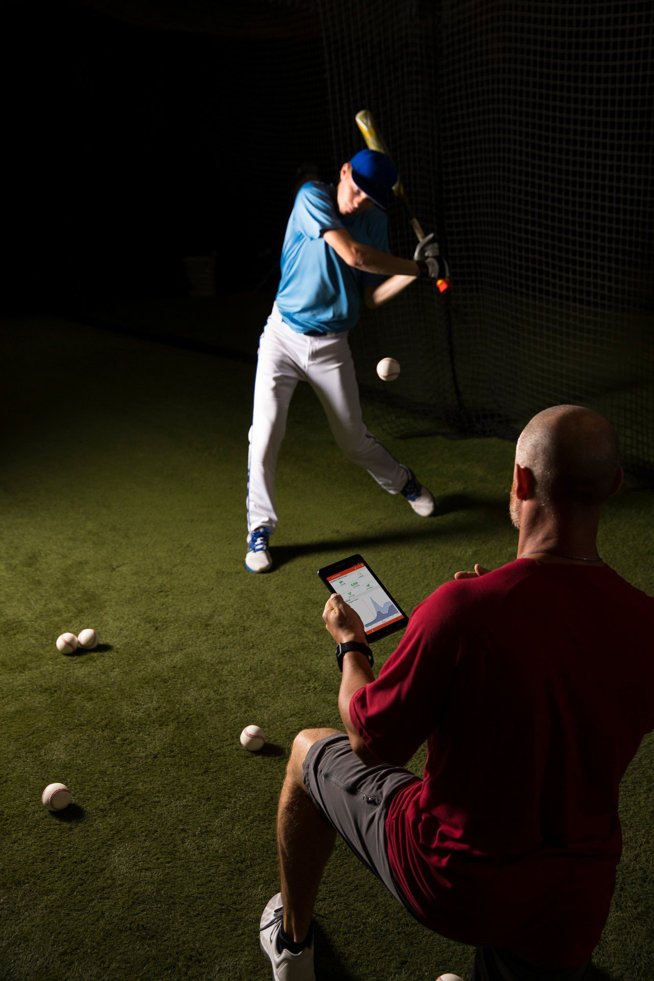 Garmin推出棒壘球產品「Impact揮棒訓練分析儀」,可協助選手與玩家改善打...
