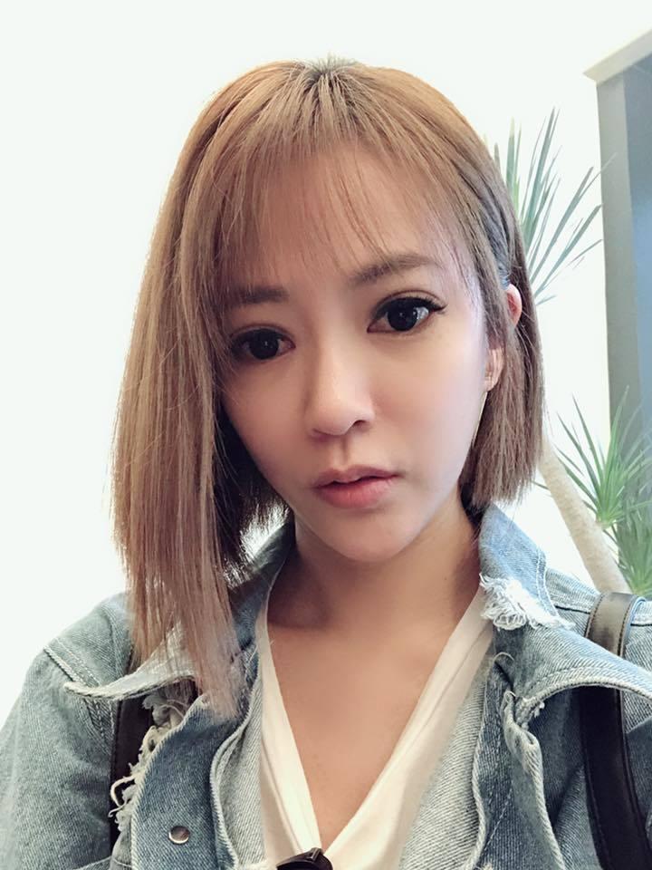 高宇蓁為「金家好媳婦」剪去浪漫長髮,俐落短髮造型獲粉絲好評。圖/摘自臉書